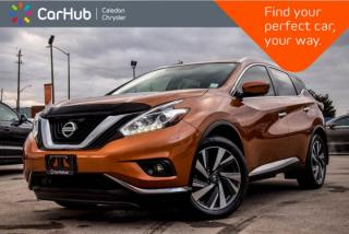 Used 2016 Nissan Murano Platinum|Navi|Sunroof|Backup Cam|Bluetooth|Blind Spot|R-Start|20
