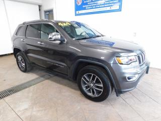Used 2017 Jeep Grand Cherokee Limited LEATHER SUNROOF for sale in Listowel, ON