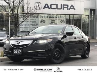 Used 2017 Acura TLX 2.4L P-AWS A/S Tires Avail, Heated Seats for sale in Markham, ON