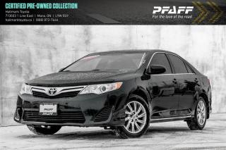 Used 2014 Toyota Camry 4-door Sedan LE 6A (2) for sale in Orangeville, ON