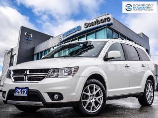 Used 2013 Dodge Journey R/T|AWD|NEW TIRES&BRAKES for sale in Scarborough, ON