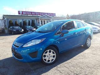 Used 2012 Ford Fiesta SE for sale in Oshawa, ON