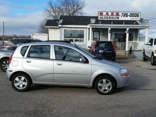 Used 2008 Chevrolet Aveo LS for sale in Barrie, ON