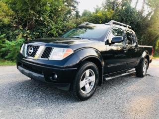 Used 2007 Nissan Frontier for sale in Richmond Hill, ON