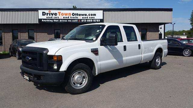 2008 Ford F-250 Super Duty XL CREW CAB  DIESEL!!!