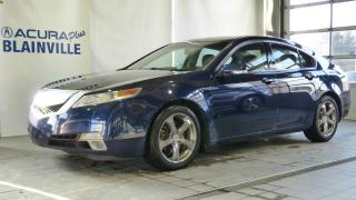 Used 2010 Acura TL SH-awd for sale in Blainville, QC