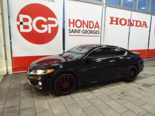 Used 2014 Honda Accord édition Ex for sale in St-Georges, QC
