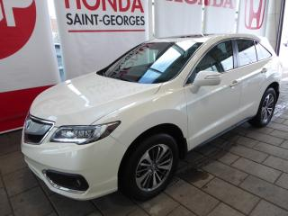 Used 2017 Acura RDX Cuir Tout Ouvrant for sale in St-Georges, QC