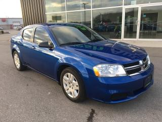 Used 2013 Dodge Avenger SE, Bluetooth, Remote Start for sale in Ingersoll, ON
