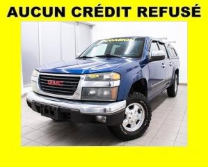 Used 2006 GMC Canyon 4x4 Crew Cab Boite for sale in Mirabel, QC