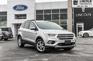 Used 2017 Ford Escape SE - HEATED FRONT SEATS - BLUETOOTH for sale in Ottawa, ON