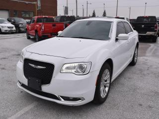 Used 2017 Chrysler 300 Limited NAVIGATION/LEATHER/PANORAMIC SUNROOF for sale in Concord, ON