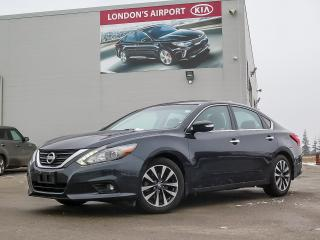 Used 2016 Nissan Altima SL for sale in London, ON