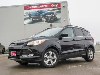 Used 2015 Ford Escape SE for sale in London, ON