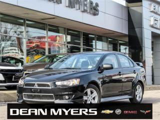 Used 2014 Mitsubishi Lancer ES for sale in North York, ON