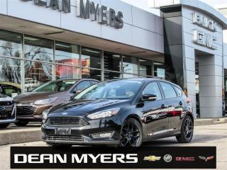 Used 2017 Ford Focus SEL for sale in North York, ON
