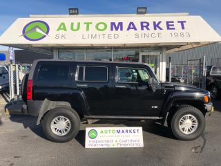 Used 2006 Hummer H3 H3 YOU WORK/ YOU DRIVE! IN HOUSE FINANCE! for sale in Langley, BC