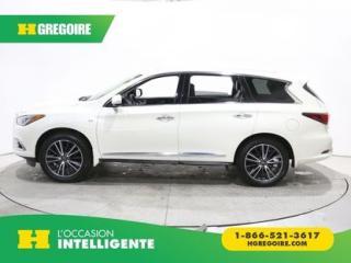 Used 2016 Infiniti QX60 AWD DVD NAV MAGS for sale in St-Léonard, QC