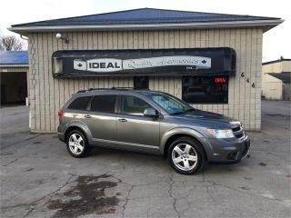 Used 2012 Dodge Journey SXT for sale in Mount Brydges, ON