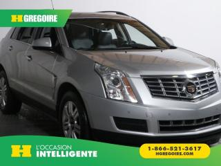 Used 2014 Cadillac SRX LUXURY AWD CUIR TOIT for sale in St-Léonard, QC