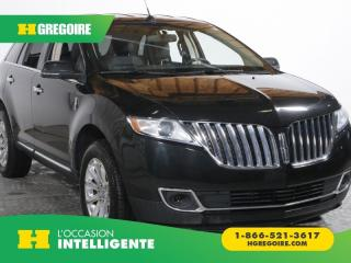 Used 2015 Lincoln MKX AWD CUIR NAV MAGS for sale in St-Léonard, QC
