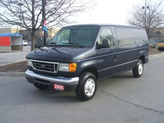 Used 2005 Ford Econoline XLT   CLUB WAGON for sale in York, ON