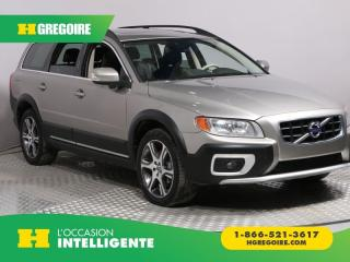 Used 2012 Volvo XC70 T6 PREMIER PLUS CUIR for sale in St-Léonard, QC