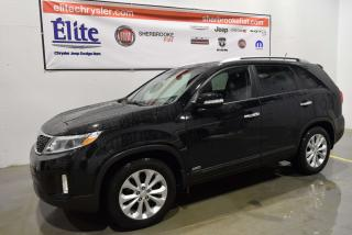 Used 2015 Kia Sorento Awd V-6 Cuir Volant for sale in Sherbrooke, QC