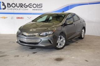Used 2017 Chevrolet Volt *** PREMIER, GROUPE SÉCURITÉ 1 ET 2 *** for sale in Rawdon, QC