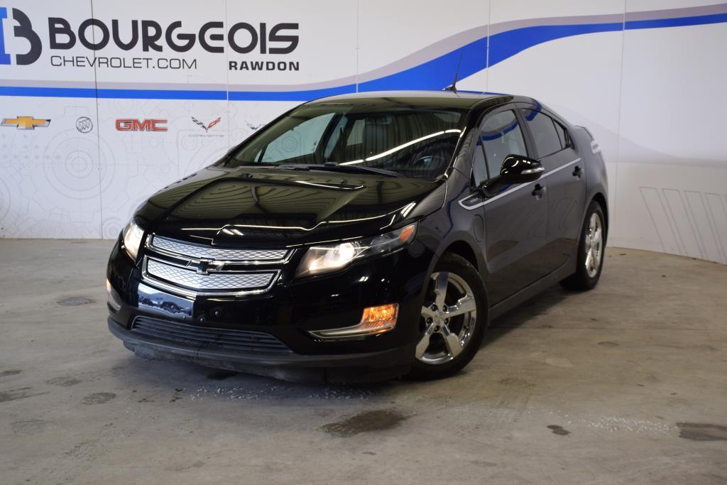 Used 2014 Chevrolet Volt Cuir Navigation For Sale In Rawdon Quebec