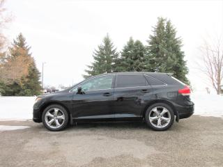 Used 2010 Toyota Venza AWD for sale in Thornton, ON