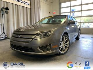 Used 2012 Ford Fusion SE FWD   TRÈS BON ÉTAT for sale in St-Hyacinthe, QC