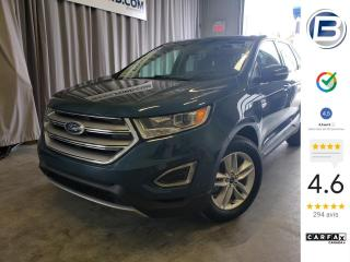Used 2016 Ford Edge 4 portes SEL, Traction avant for sale in St-Hyacinthe, QC
