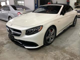 Used 2017 Mercedes-Benz S-Class AMG S 63 for sale in North York, ON