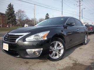 Used 2013 Nissan Altima 2.5 SL for sale in Whitby, ON