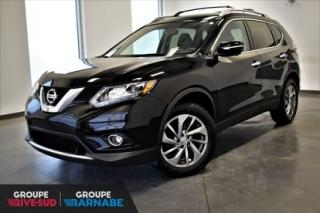Used 2014 Nissan Rogue SL AWD for sale in Brossard, QC