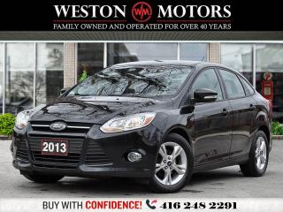 Used 2013 Ford Focus SE*FLEX FUEL*PWR GRP*BTOOTH*WONT LAST LONG!!* for sale in Toronto, ON