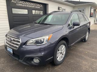 Used 2015 Subaru Outback 2.5i w/Touring Pkg for sale in Kingston, ON