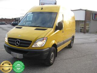 Used 2012 Mercedes-Benz Sprinter for sale in Toronto, ON