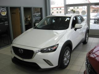 Used 2016 Mazda CX-3 GS AWD TOIT CAMERA CUIR for sale in Trois-Rivières, QC