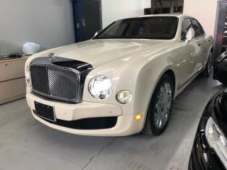 Used 2011 Bentley Turbo R Mulsanne for sale in North York, ON