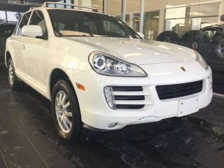 Used 2010 Porsche Cayenne BASE, HEATED SEATS, SUNROOF for sale in Edmonton, AB