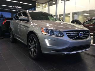 Used 2015 Volvo XC60 T6 PLATINUM, 2 SETS WHEELS, LEATHER, HEATED SEATS, SUNROOF for sale in Edmonton, AB