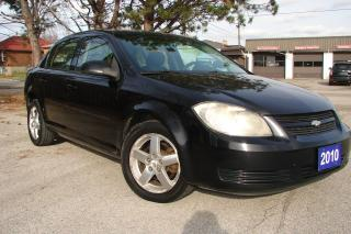 Used 2010 Chevrolet Cobalt LT w/1SA for sale in Mississauga, ON