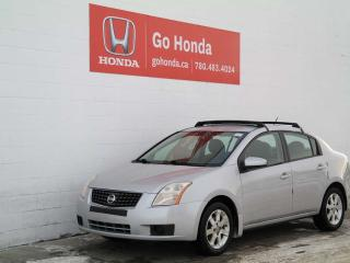 Used 2007 Nissan Sentra 2.0 S - Getting a new rear bumper! for sale in Edmonton, AB