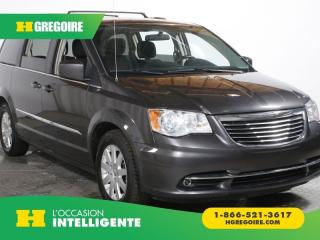 Used 2015 Chrysler Town & Country Touring 7 Passagers for sale in St-Léonard, QC