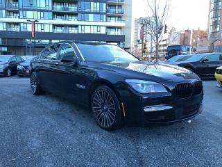 Used 2012 BMW 7 Series 750Li xDrive 4dr AWD Sedan for sale in Richmond, BC
