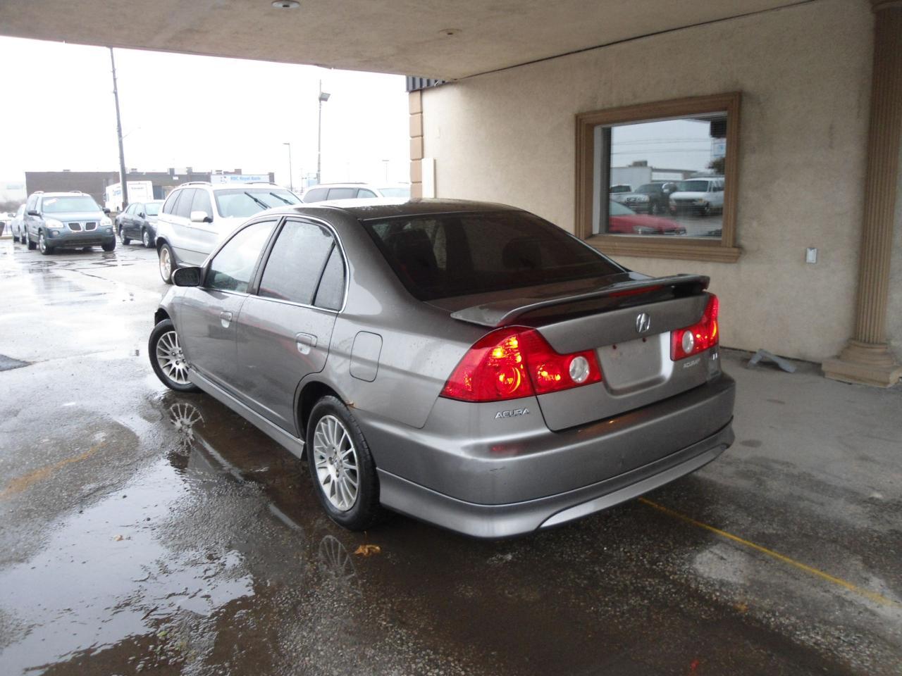 2005 Acura EL
