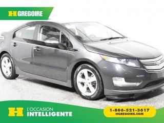 Used 2014 Chevrolet Volt 5dr Hb for sale in St-Léonard, QC