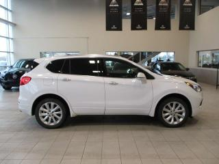 Used 2017 Buick Envision Premium AWD 2 Sets of Tires for sale in Red Deer, AB